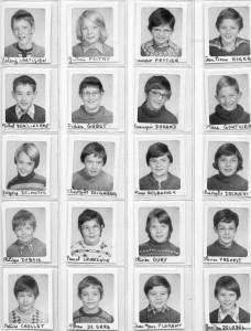 élèves 1975